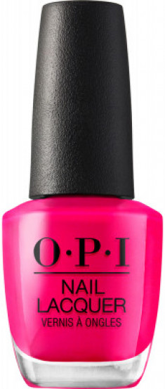 Лак для ногтей OPI CLASSIC NLB36 That'S Berry Daring 15 мл