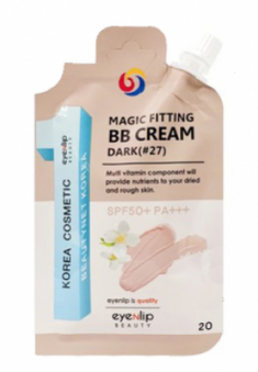 BB-Крем для лица EYENLIP MAGIC FITTING BB CREAM DARK #27 20г
