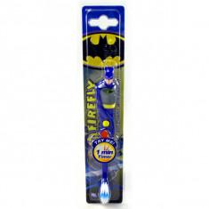 Batman FIREFLY Детская зубная щетка с таймером-подсветкой