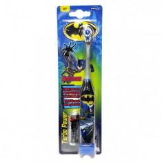 Batman Turbo Power Детская зубная щетка с батарейкой