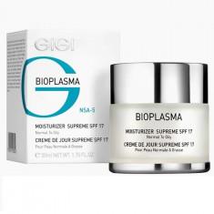 GIGI Moist Supreme SPF 17\ Крем увлажняющий для нормальной и жирной кожи с SPF 17 50 мл