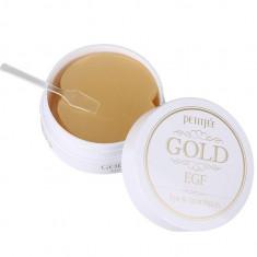 Petitfee патчи для век гидрогелевые Gold & EGF Eye&Spot Patch 90шт