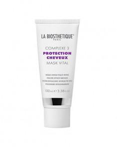 Ла Биостетик POWER Mask Vital Complexe 3 Витализирующая маска с мощным молекулярным комплексом защиты волос 100мл LB120200 LA BIOSTHETIQUE