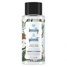 Кондиционер для волос LOVE BEAUTY AND PLANET COCONUT WATER & MIMOSA FLOWER Объем и щедрость с кокосовой водой и цветами мимозы 400 мл