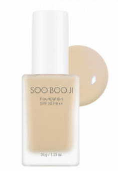 Тональная основа A'PIEU Soobooji Foundation SPF30/PA++ №23 35г