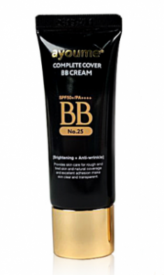 ВВ-Крем AYOUME COMPLETE COVER BB CREAM №25 20мл