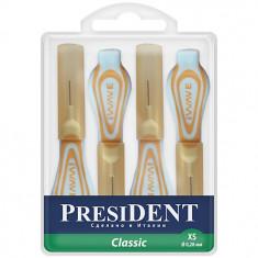 Президент Межзубные ершики Классик (0,28мм) р.XS N4 President