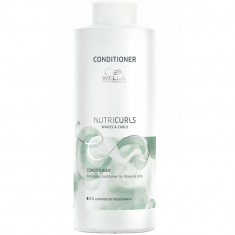 Wella Nutricurls Очищающий бальзам для вьющихся и кудрявых волос 1000мл
