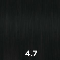 CUTRIN 4.7 краситель безаммиачный для волос, черный кофе / AURORA 60 мл