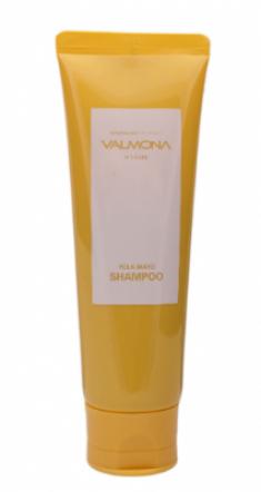 Шампунь для волос ПИТАНИЕ EVAS VALMONA Nourishing Solution Yolk-Mayo Shampoo 100 мл