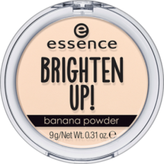 Пудра компактная Essence Brighten up! banana powder 10 bababanana