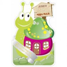 Листовая маска для лица Snail Mijin