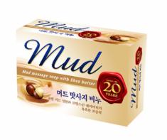 Мыло с эффектом массажа Mukunghwa Mud Massage Soap 100г