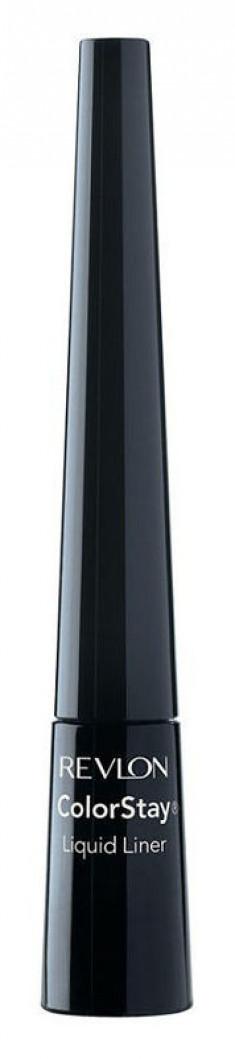 REVLON Подводка жидкая для глаз / Colorstay Liquid Liner Blackest black 2 г