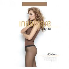 Колготки женские INNAMORE LADY 40 den тон Daino р-р 4