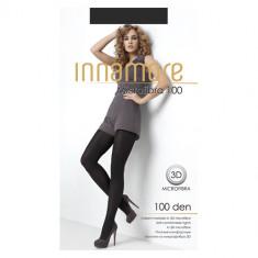 Колготки женские INNAMORE MICROFIBRA 100 den тон Grigio р-р 3