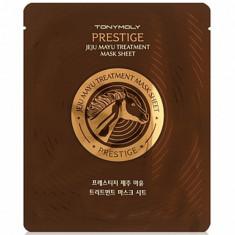 Tony Moly Prestige Jeju Mayu Treatment Mask Sheet