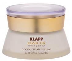 KLAPP Крем-пилинг с гранулами какао-бобов для лица / KIWICHA 50 мл