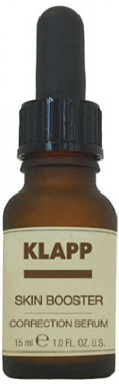 KLAPP Сыворотка для лица Корректор / SKIN BOOSTER 15 мл