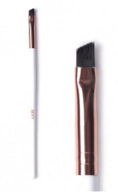 Кисть скошенная для окрашивания бровей (классическая) SEXY Innovator Cosmetics