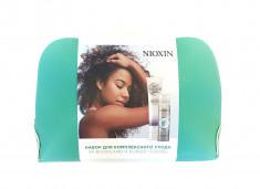 NIOXIN Набор подарочный в косметичке для глубокого восстановления волос (маска 150 мл, сухой шампунь 65 мл) 3D уход