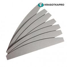 KrasotkaPro, Сменные картриджи для пилки-лодочки, белые, 180 грит, 50 шт