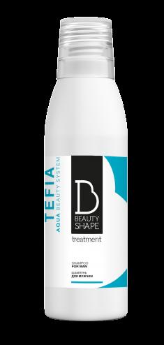 TEFIA Шампунь для мужчин / Beauty Shape Treatment 250 мл