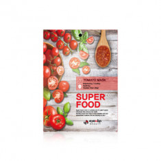 Маска для лица тканевая с томатом EYENLIP SUPER FOOD TOMATO MASK 23мл