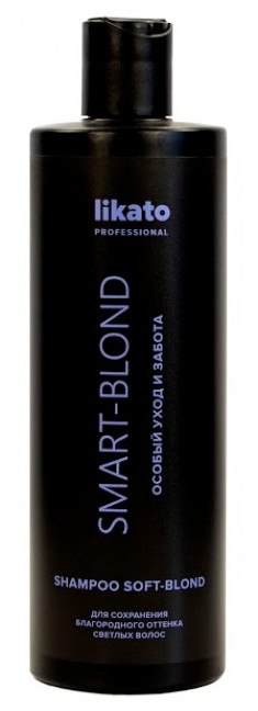 LIKATO PROFESSIONAL Бальзам софт-блонд / SMART-BLOND 400 мл