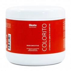 LIKATO PROFESSIONAL Маска-смузи для окрашенных волос / COLORITO 500 мл