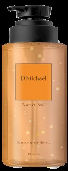D'MICHAEL Шампунь для рыжих волос, поддержание цвета / Les notes de Bisou du soleil 430 мл D'Michaél