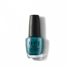 Лак для ногтей OPI GREASE NLG45 Teal Me More, Teal Me More 15 мл