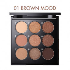 Палетка теней для век Tony Moly Perfect Eyes Mood Eye Palette 01