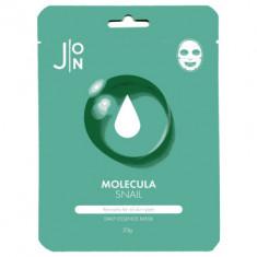 Набор тканевых масок УЛИТОЧНЫЙ МУЦИН J:ON MOLECULA SNAIL DAILY ESSENCE MASK 23мл*10 шт