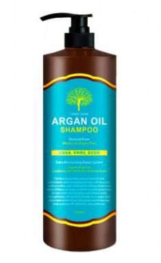 Шампунь для волос АРГАНОВЫЙ EVAS Char Char Argan Oil Shampoo 1500 мл