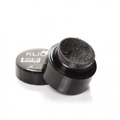 Klio Professional, Гель-пластилин, черный