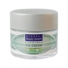 Mineral Beauty System, Крем для кожи вокруг глаз Collagen line, 30 мл