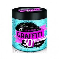 Bielenda, Гель для волос Graffiti 3D Strong, 250 мл