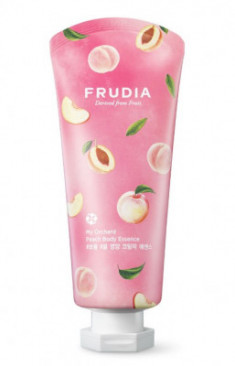 Молочко для тела увлажняющее с персиком Frudia My Orchard Peach Body Essence 200 мл