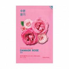 Маска тканевая увлажняющая с розой Holika Holika Pure Essence Mask Sheet Damask Rose 20 мл
