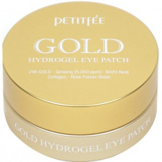 Патчи для глаз Gold Hydrogel Eye Patch PETITFEE