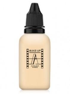 Тон-флюид водостойкий д/аэрографа Make-up-Atelier AIR1NB нейтральный бледно-бежевый, флакон-капель Make-Up Atelier Paris