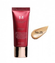 Тональный крем MISSHA M Perfect Cover BB Cream SPF42/PA+++ No.25/Warm Beige 20мл