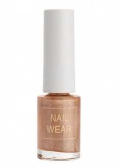 Лак для ногтей THE SAEM Nail wear 108. Condensed Milk Syrup