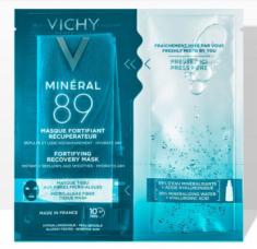 Экспресс-маска на тканевой основе из микроводорослей VICHY MINERAL89 29г