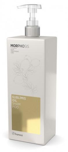 FRAMESI Шампунь на основе арганового масла для волос / MORPHOSIS SUBLIMIS OIL SHAMPOO 1000 мл