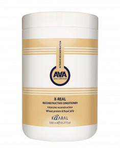 KAARAL Кондиционер восстанавливающий с пшеничными протеинами / AAA X-FORM 1000 мл