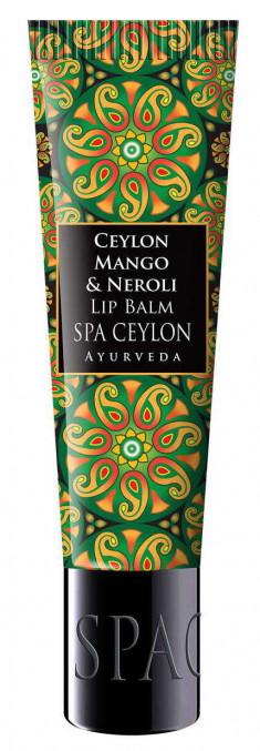 SPA CEYLON Бальзам питательный для губ Цейлонский манго и нероли 12 г