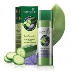 Biotique, Тоник для лица Bio Cucumber, 120 мл