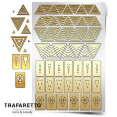 Trafaretto, Трафареты «Геометрия. Треугольники»